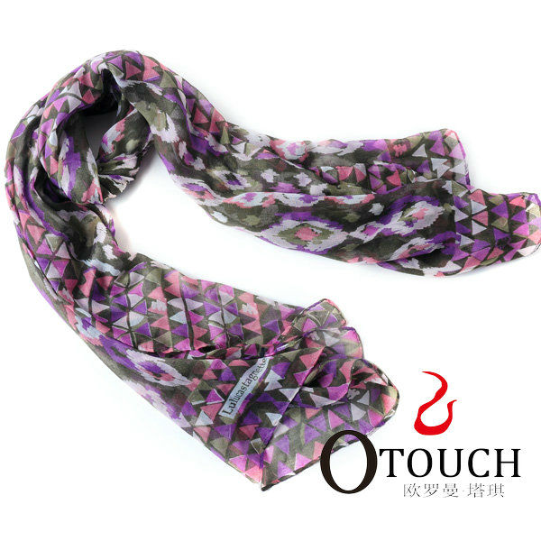 Beautiful dark style fashion lady scarf borong