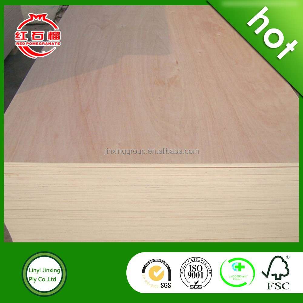 Best price plywood 3mm for decoration