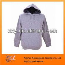 2017 high quality make you customise hoody by china