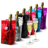 promotional high quality wine cooler bags with soft handle
