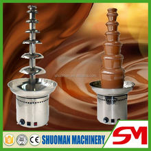 2016 New Product and Best Price chocolate fountain dispenser machine