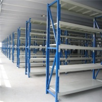 Medium Duty Metal Storage Racking Garage Shelving Warehouse