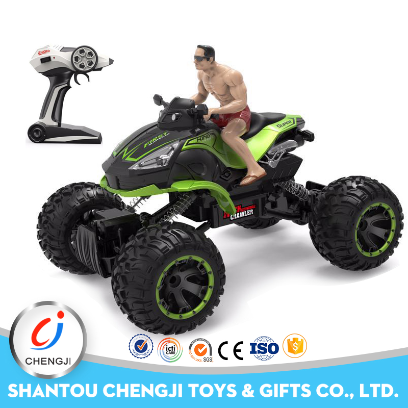 New motorcycle wholesale price 1:14 size 2.4G rc toys mini dirt bike