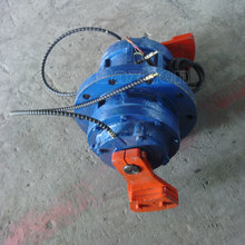 Unbalance vibrator motor as vibration source of machinery