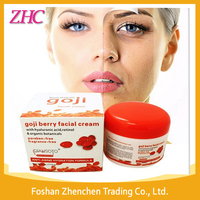 Best Price Himalayan Goji Berry Anti Age Face Cream ,Wolfberry Medlar Hyaluronic Acid Anti Wrinkle Facail Cream Hot in Colombia