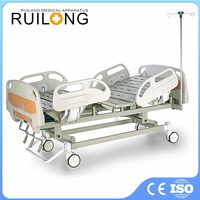 3 Rockers Standard Care 3 Function Manual Hospital Bed
