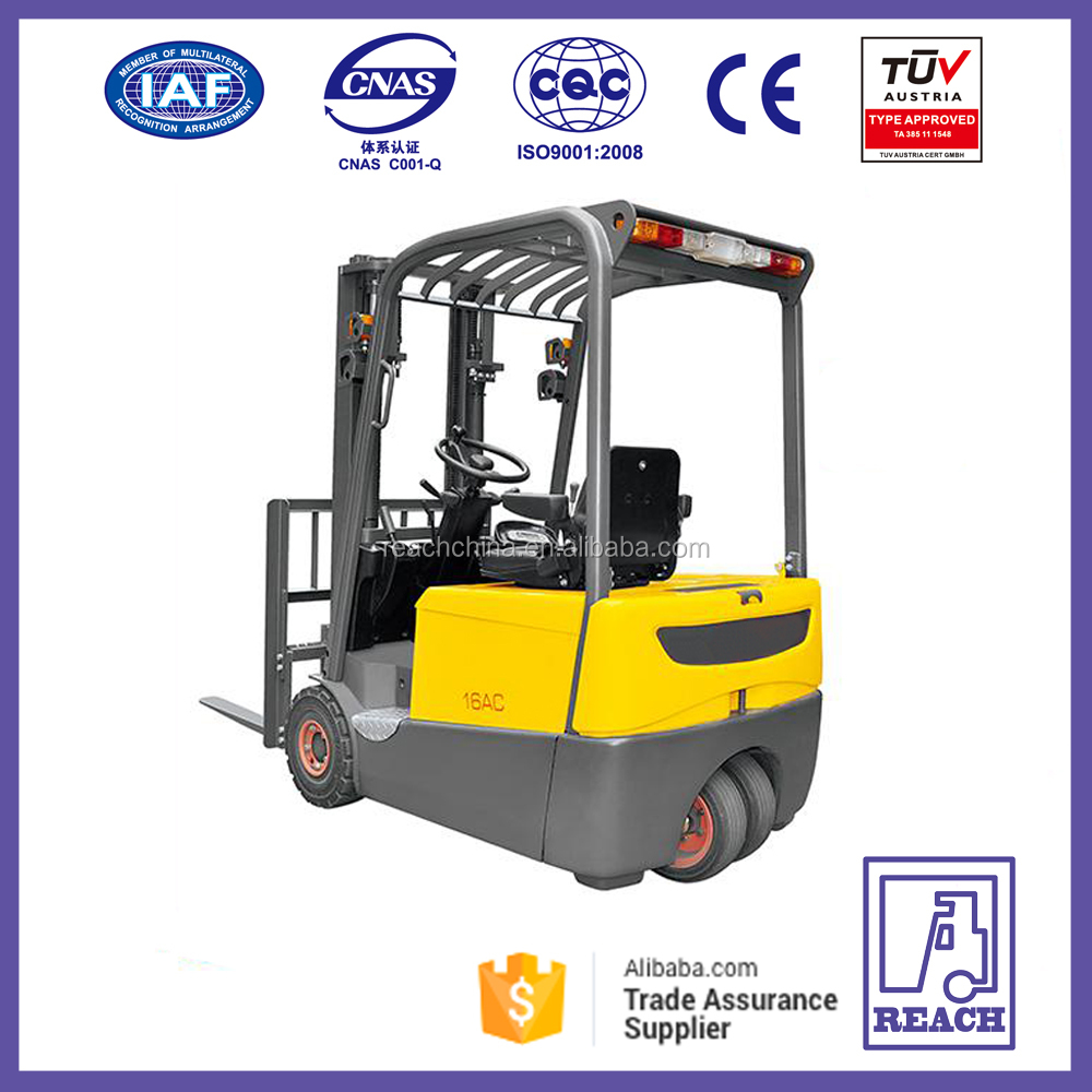 Quality primacy hot sale 2 ton electric forklift trucks