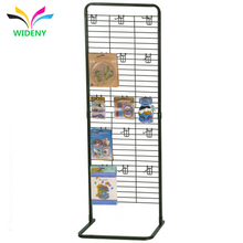 black metal wire mesh grid accessories jewelry hanging display stands