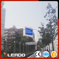 China factory price top sell video outdoor smd led billboard p8 p10