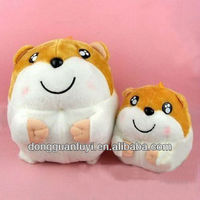 Stuffed Plush Toy Soft Animal Hamster Toy