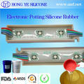 Water clear/transparent/suitable hardness Potting Silicone for panels