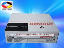 copying machine for Canon NPG-1 Toner NP1015/1215/1215S/1218/1318/1510/1520/1530/1550/2010/2020/6020/6116/6216/6220/6317/6320/64