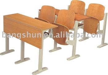 Commercial plywood school chair