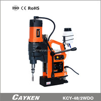 magnetic electric drill motor steel bar cutting machine china manufacturer KCY-48/2WDO