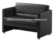 Invano Two Seater Office Sofa