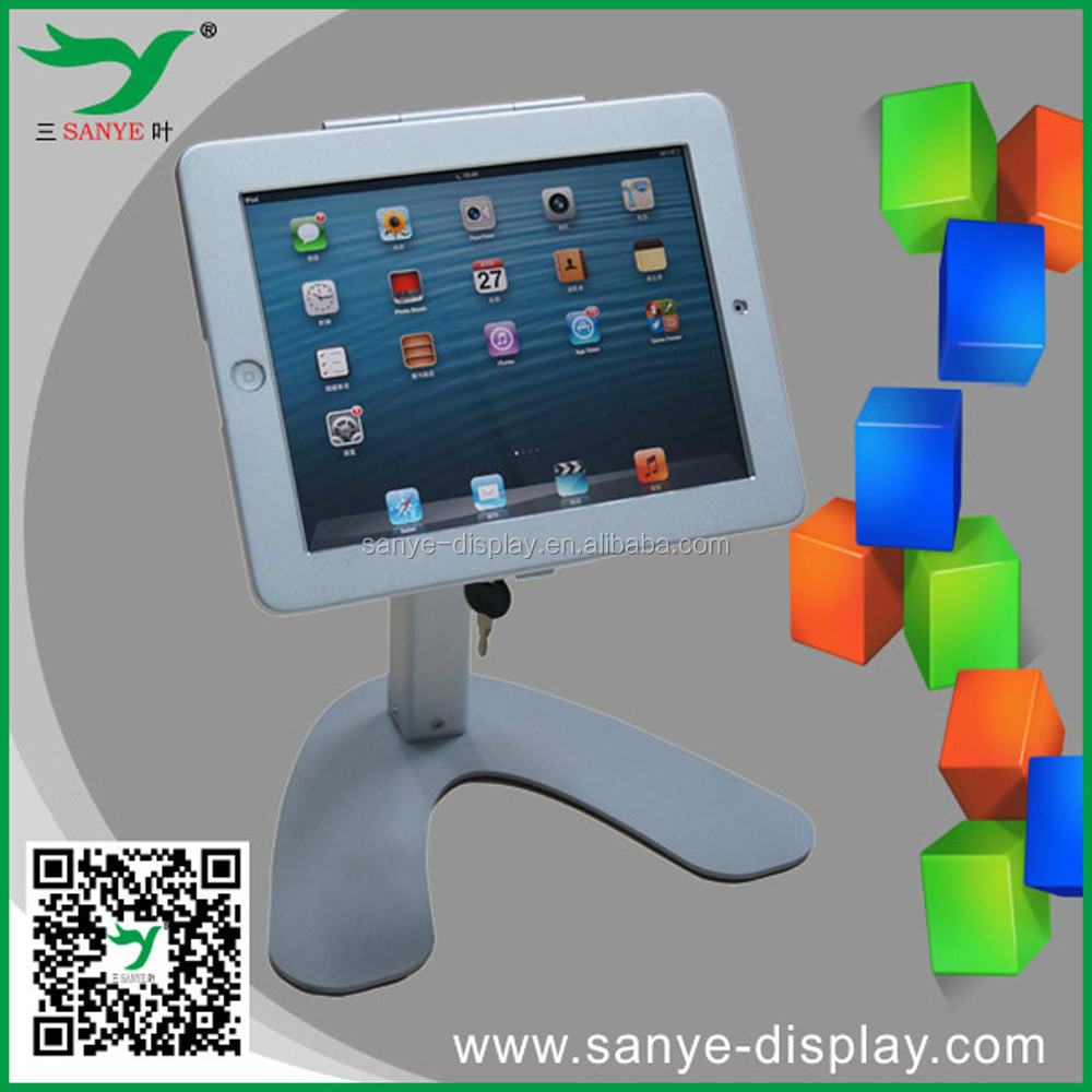 Sanye display desktop stand 13 inch tablet pc case buy for 13 inch table