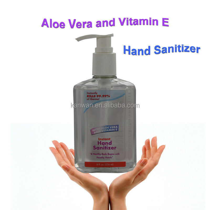 Aloe Vera and Vitamin E wholesale bulk Deep clean Hand Sanitizer/Hand Sanitizer Gel/Waterless Hand Sanitizer