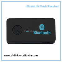 Factory supply! 3.5mm Jack Bluetooth Music Receiver Car music Bluetooth Music Receiver Audio Adapter to Car AUX / Stereo Speaker