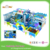 Large Size Adventure Garden Play Equipment Indoor Playground With House For Sale