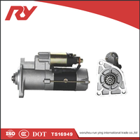 RUNYING Shopping M9T80871 1-81100-345-2 Starter Motor For Bajaj 24V 7.5kw 12T