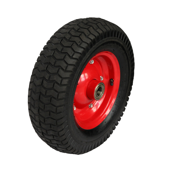 16''x6.50-8 Rubber wheeL with high quality and best price