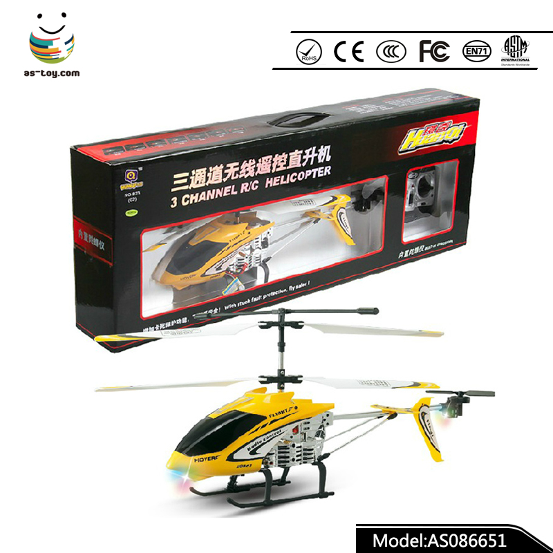 3CH Infared Radio Control Helicopter With Gyro Cheap RC Helicopter For Sale