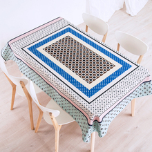 Cheap Price Printing Colorful Jacquard Table Cloths