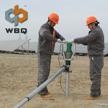WBQ HD-05 improved electric screw <strong>drilling</strong> machine for construction