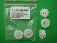 Printer gear,fuser gears, delivery roller gears for HP Lj2400 printer spare parts