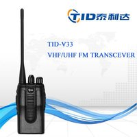 Black high quality strong cover case vhf/uhf handheld two way radio