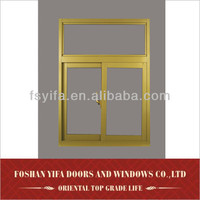 High quality hot sale commercial sliding sash window
