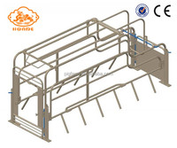 hot dipped galvanized SOLID ROD pig farrowing pens for sales USA Honde