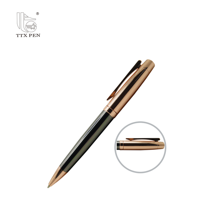 Metal business gift raw materials of ball pen