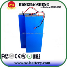 High discharge 18650 lithium battery 8.7ah 36v li-ion repalcement battery pack