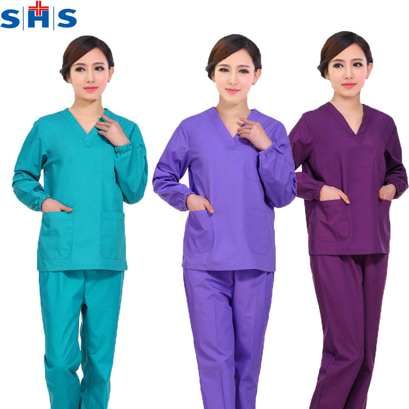 hospital surgical uniform /medical surgical grown /medical isolation grown