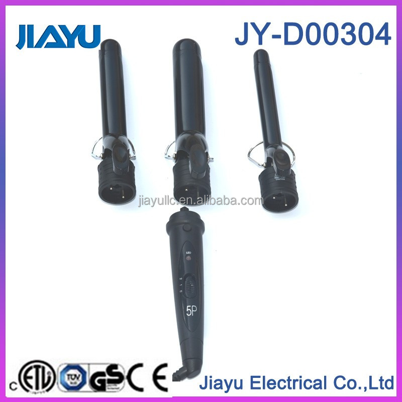 new design different types hair curler for long hair