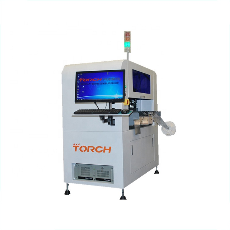 TORCH Manual SMD Mounter Machine Pick and Place Machine TP39V