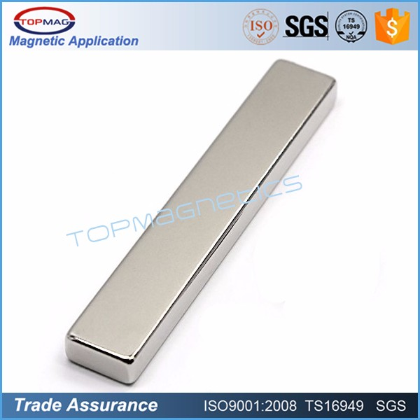 Industrial Permanent Type and Neodymium Magnet Large Bar Magnet