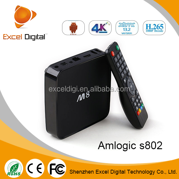 2015 low price universal full hd 1080p adult video android tv box 4.2 russian channels apk with 4K M8 box