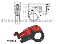 hydraulic torque wrench Hexagon Cassette type for big torque value
