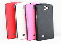 Laudtec New Arrival Flip Leather Pouch Case Cover for Samsung Galaxy note 2 ii N7100