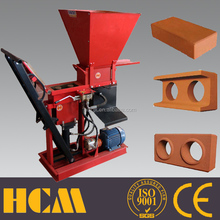 new production technology in china eco brava hydraulic press compressed earth brick machinery