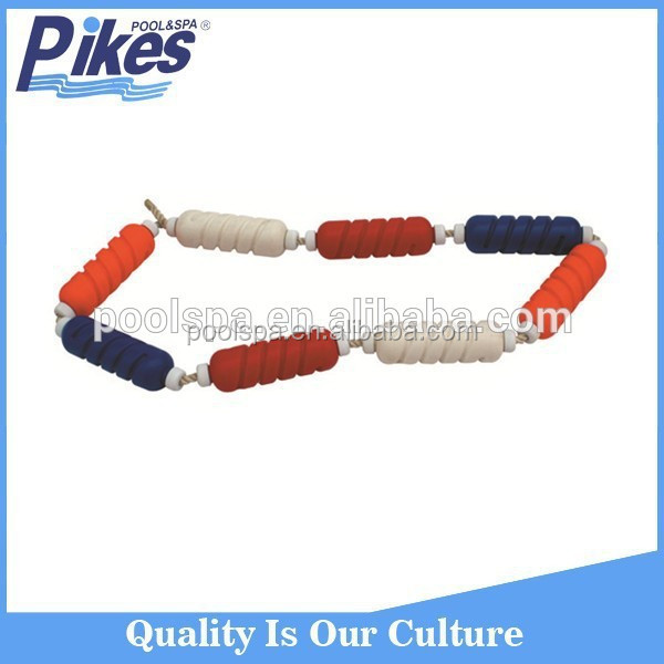 Professional swimming pool accessories 25M or 50M pool lane line rope manufacturer