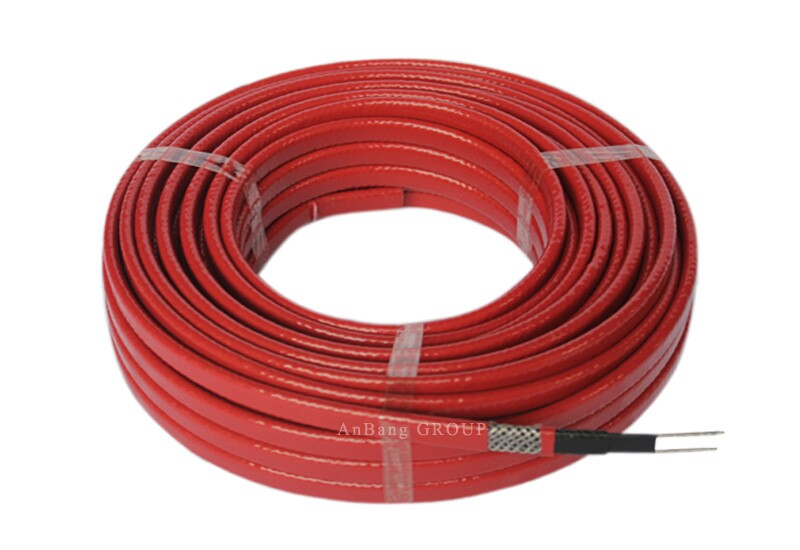 Used For Process Temperature Maintenance rain gutters downspouts electric heating cable