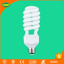 230V 2700K E27 half spiral 26W CFL energy saving lamps