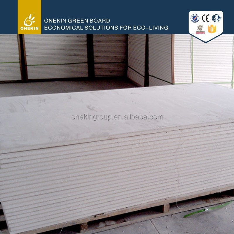 Chinese 1220x2440mm fireproof mgo wall board manufacture price