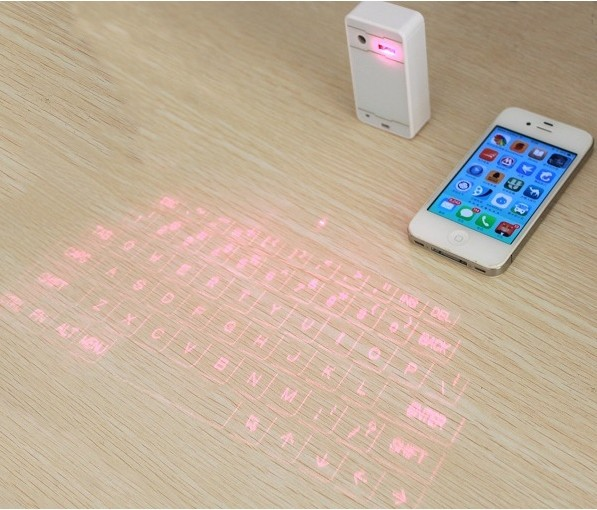 Magic Cube - Revolutionary Laser Virtual Keyboard for iOS, Windows, Android devices