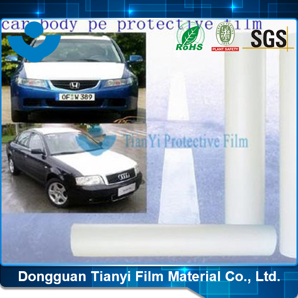 SGS Certificated Car Coating Surface Protective Film