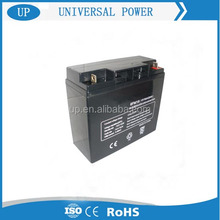 Dry Deep Cycle Small Size Battery for off-Grid Solar System and UPS 12V18Ah