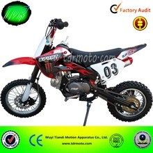 TDR 125cc Hight Quality Dirt Bike Off Road Motorcycle